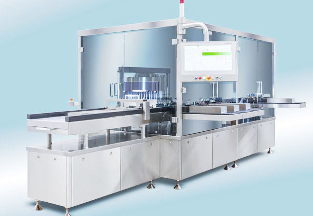Automatische Inspektionsmaschine - AIM 3000 von Bosch Inspection Technology