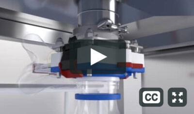 Ezi-Flow CSV Isolator Filling